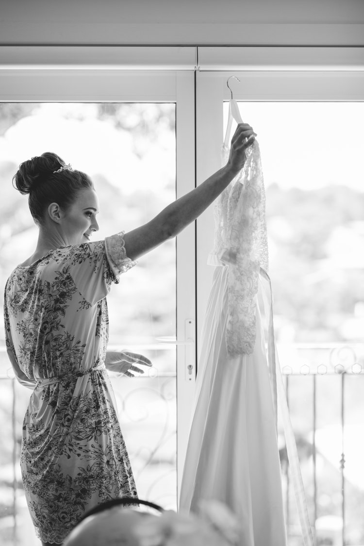 Real Brides: Emily and Mark\'s Army Send Off — Moira Hughes Couture ...