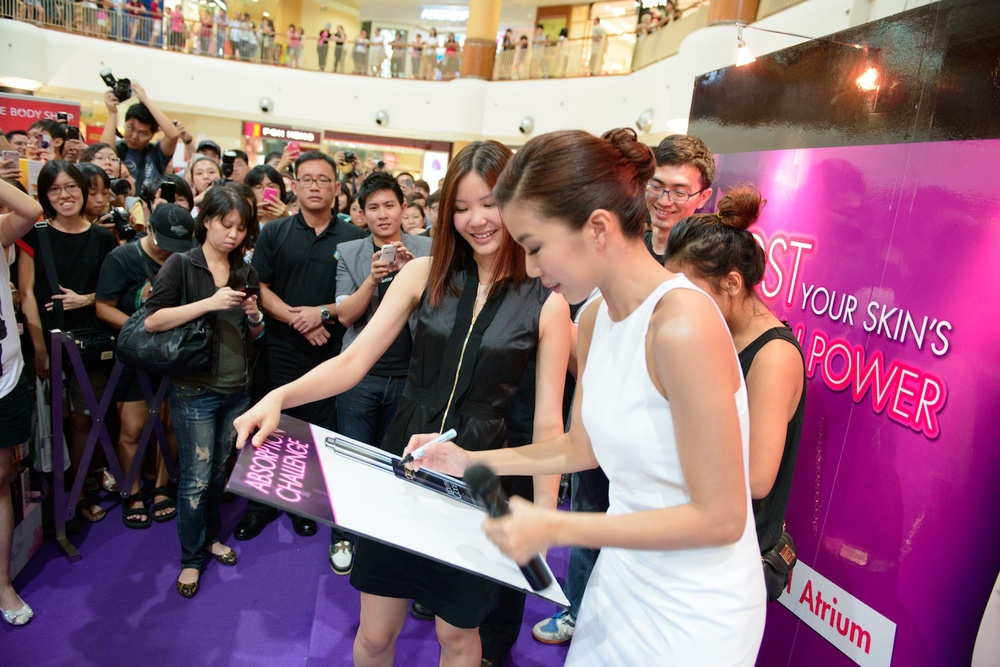 loreal rui en Product launch PR Event Photography