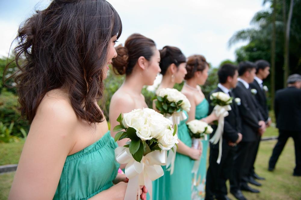 bridesmaids Bokelicious Photography