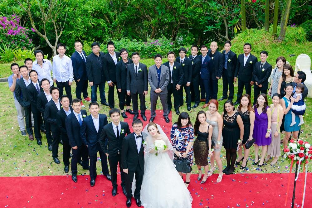 ROM wedding heart shape Bokelicious Photography