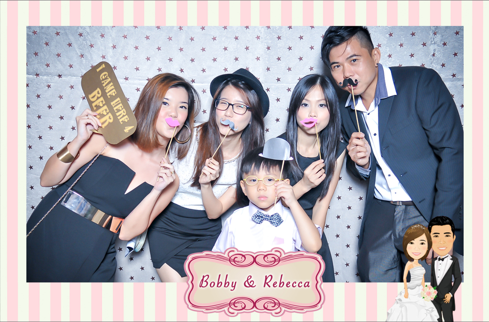 Wedding Fun Photo Booth