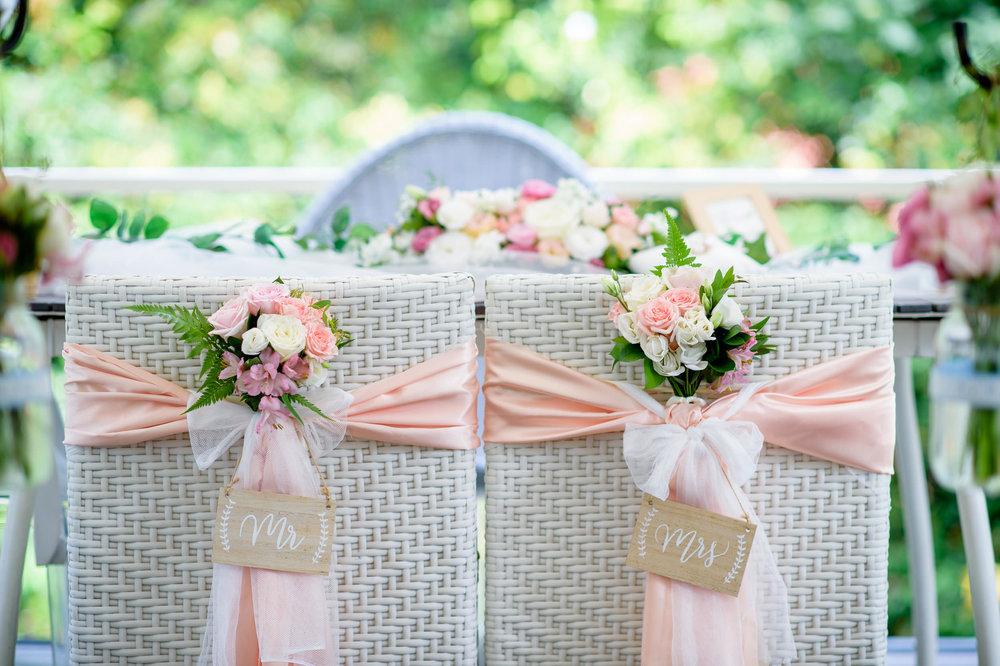 ROM wedding Seat Bokelicious Photography