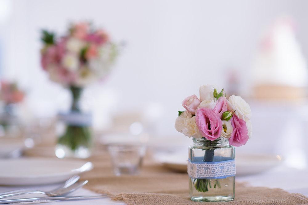 Wedding Flower Bokelicious Photography