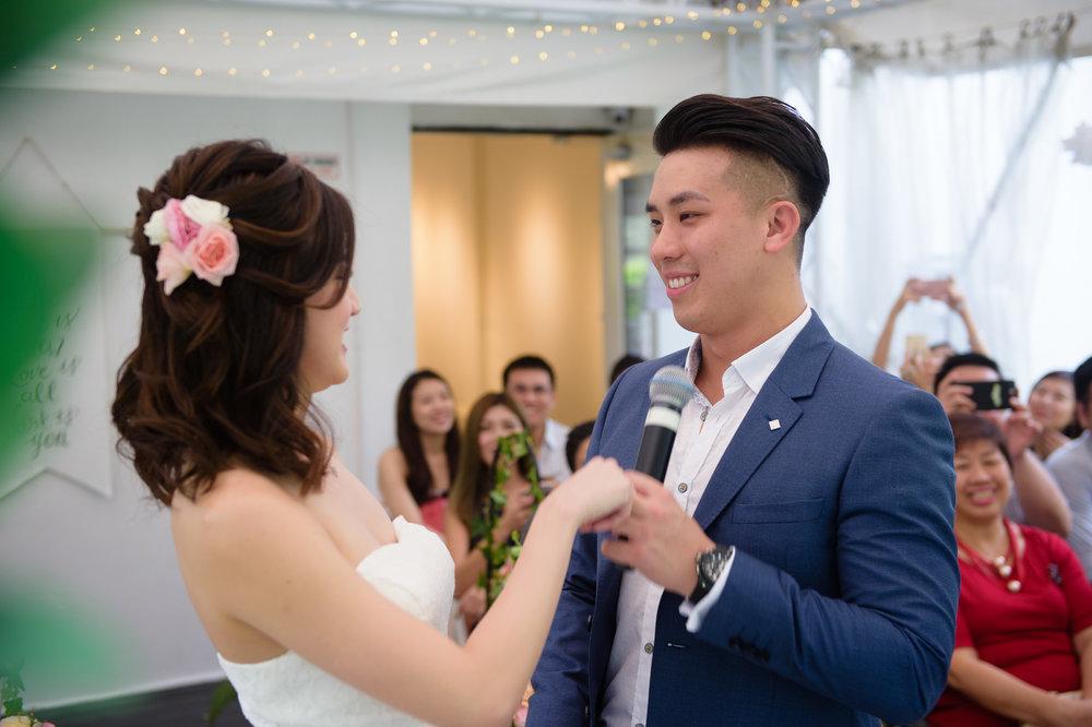ROM Wedding Vows Bokelicious Photography