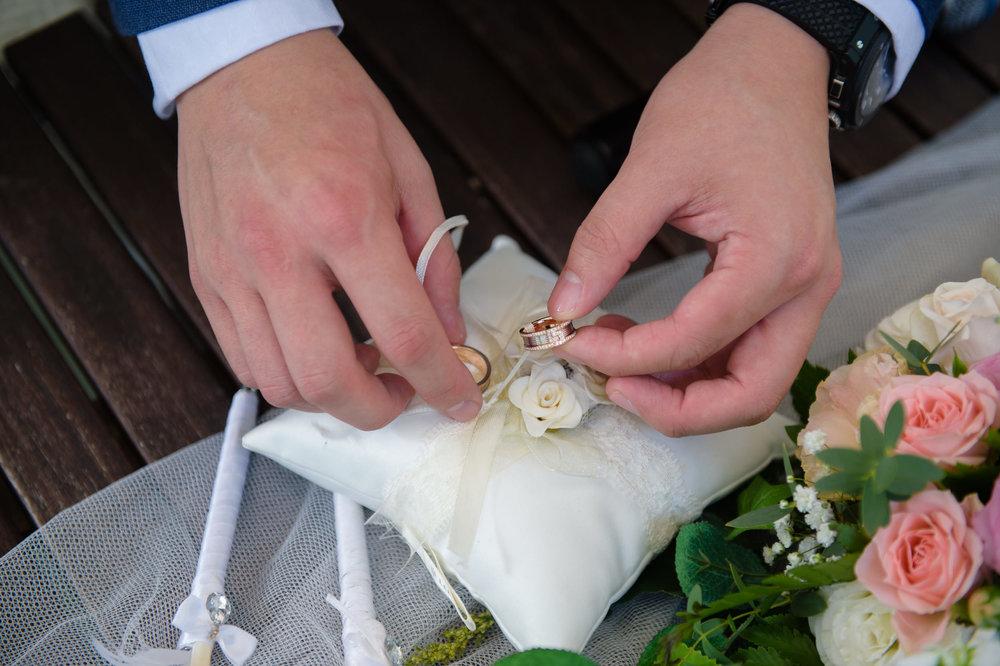 ROM Wedding Ring Bokelicious Photography