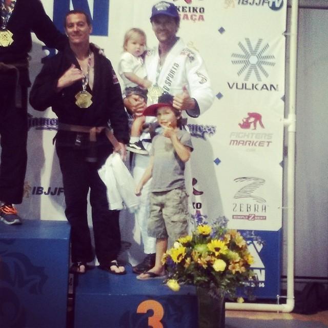 Guy Wins Bronze