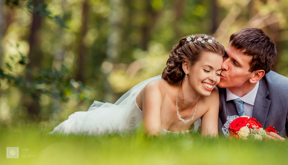 Свадьба Дениса и Ани (Лето)