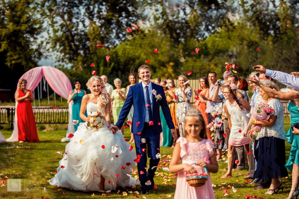 Свадьба Алины и Дмитрия (Лето)