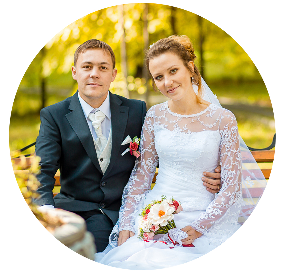 Романовы Вадим и Александра