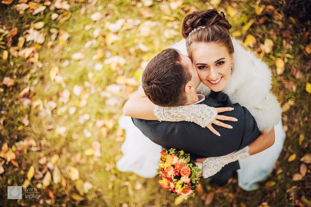 Свадьба Алины и Андрея (Осень)