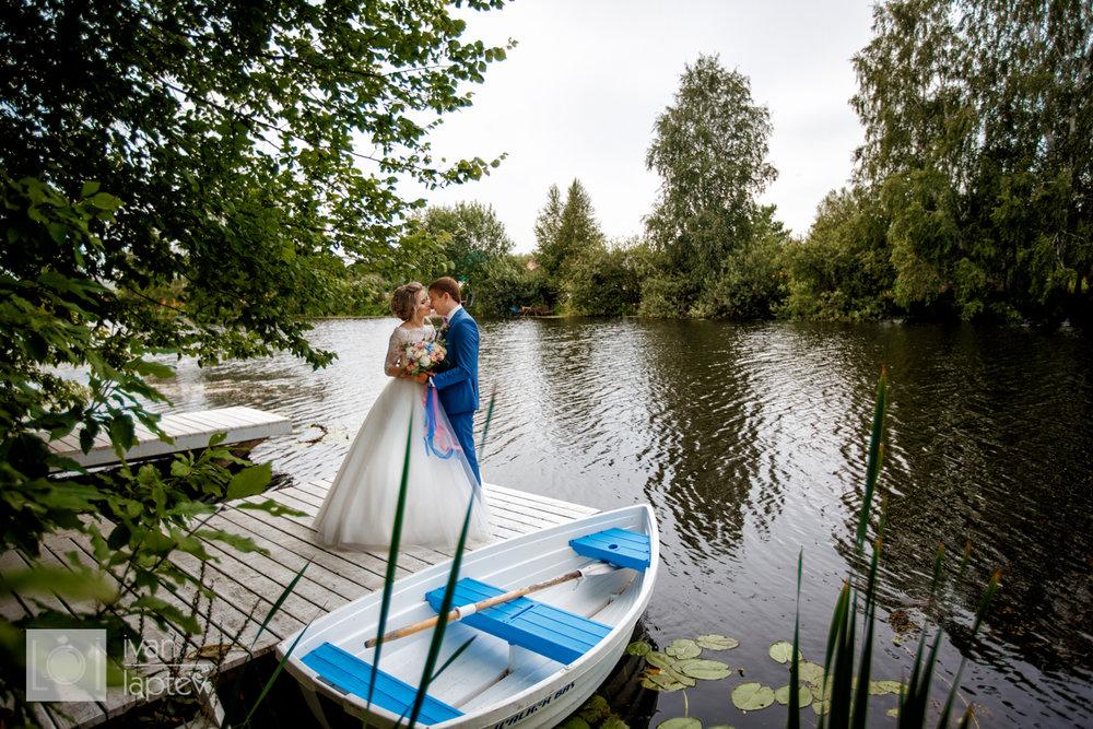 Свадьба Артура и Анастасии (Лето)