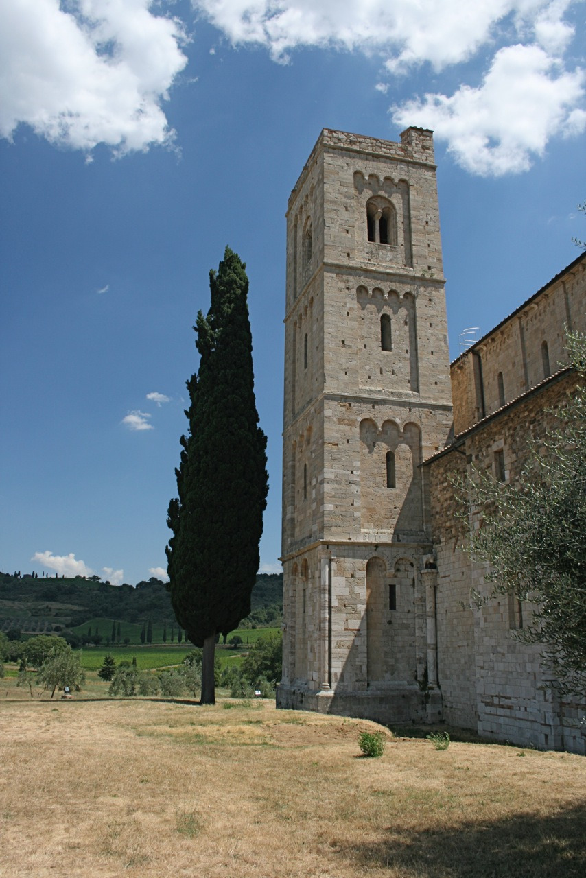The Abbey at San Antimo