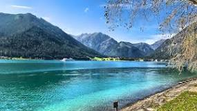 The beautiful Achensee