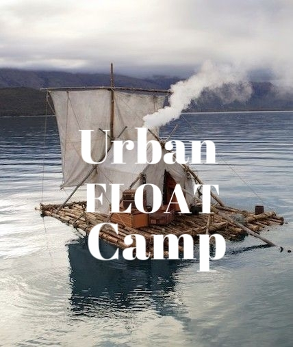 FLOAT: Floating campsite