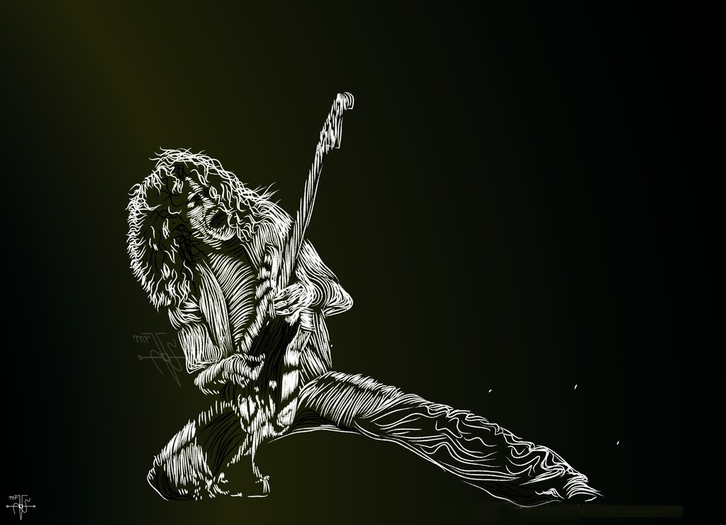 Happy Birthday Eddie Van Halen M O W
