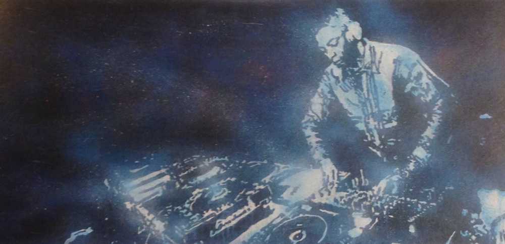 """The DJ"" (2012) by  Victor Ash"