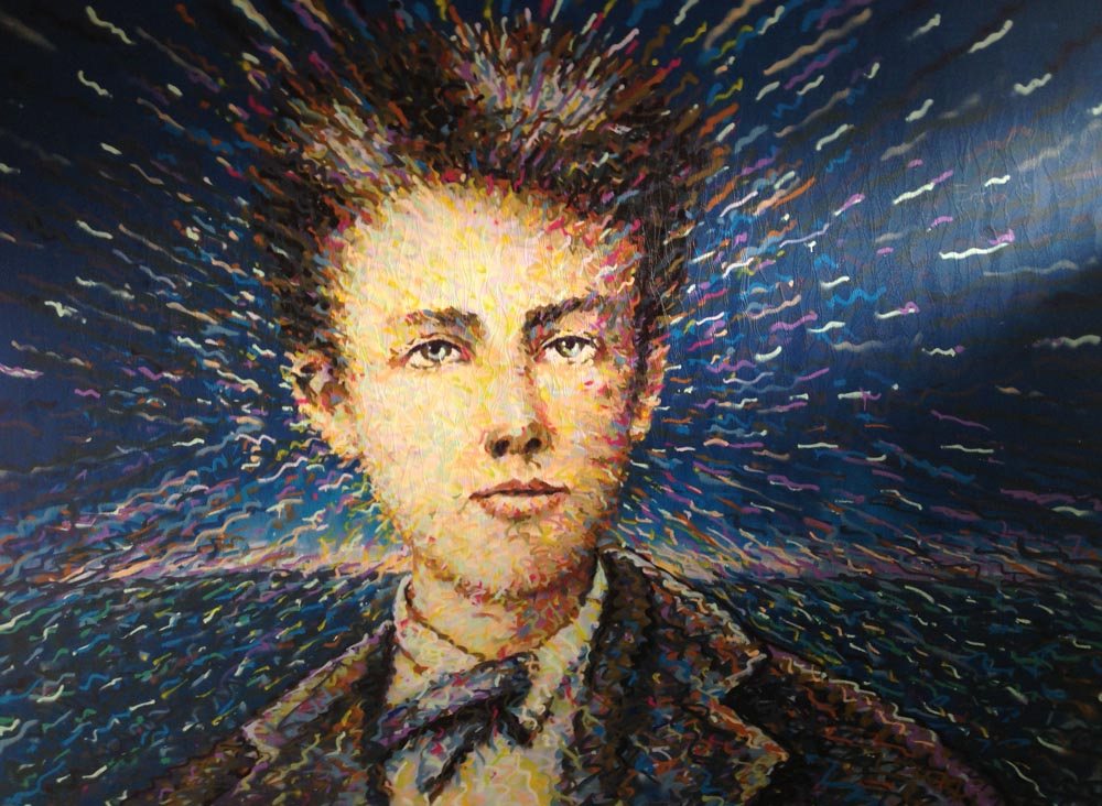 """Rimbaud"" by  Jimmy C"