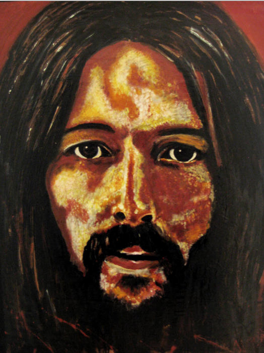 Christ Clapton by   John Pasdach