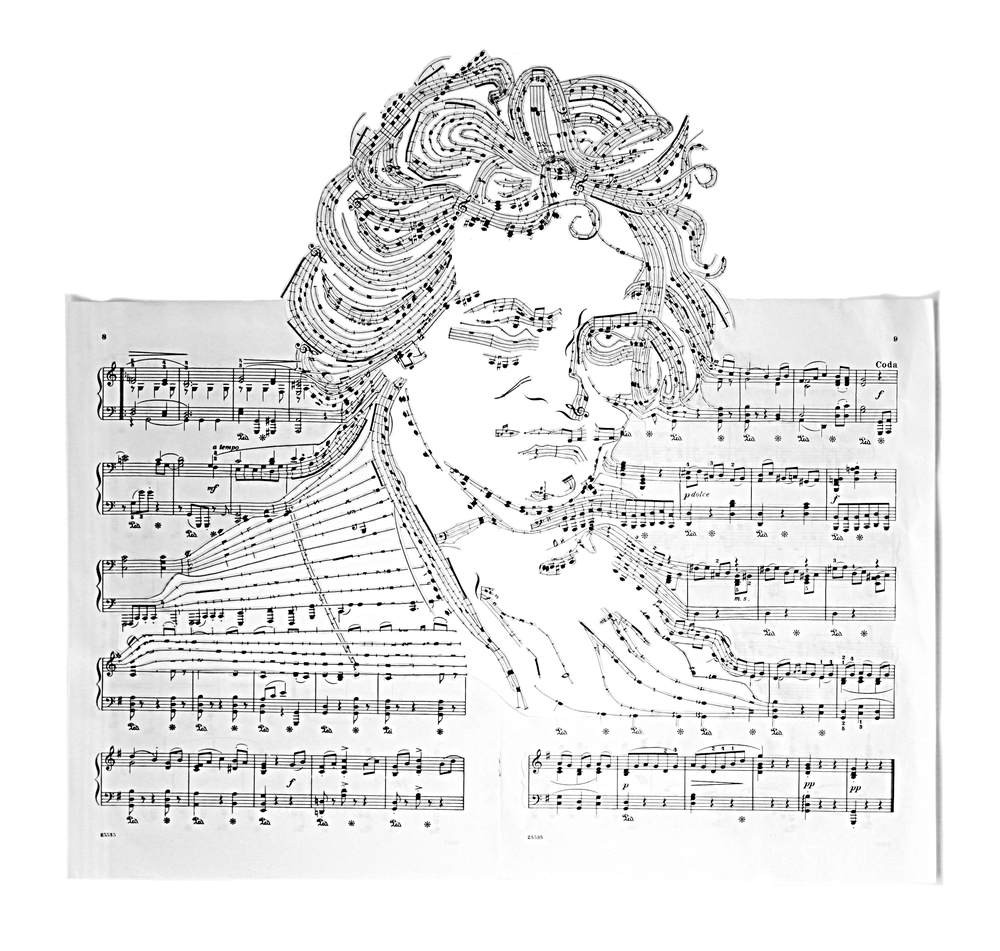 Beethoven by  Iri5
