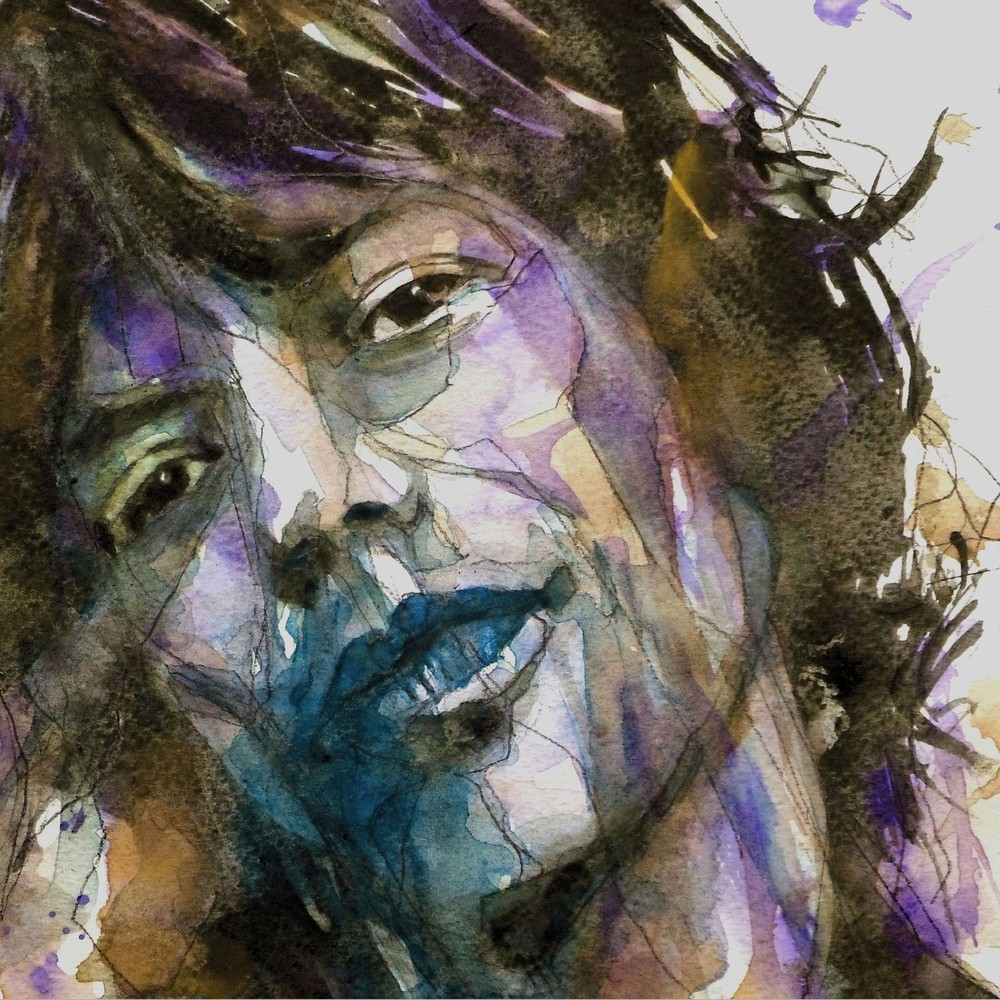 Gimmie Shelter... Mick Jagger