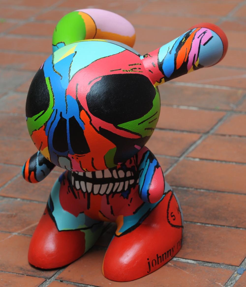 Johnny Romeo's 'Skull Bunny' .jpg