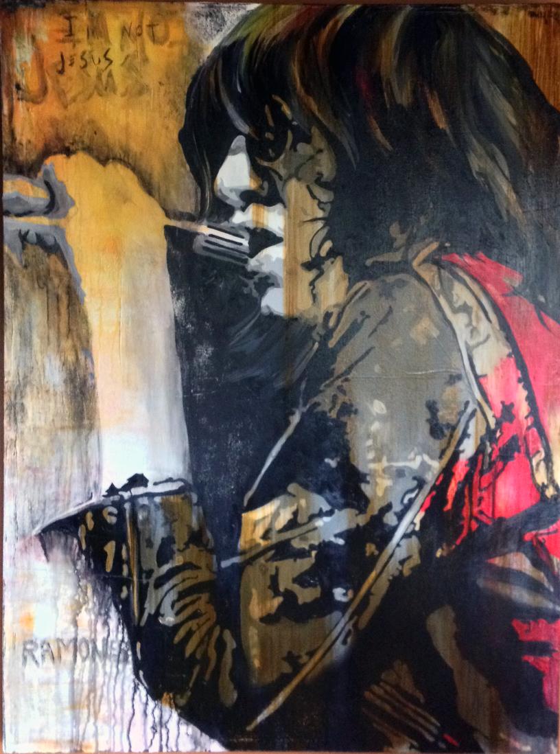 Brad Jensen - Joey Ramone.JPG