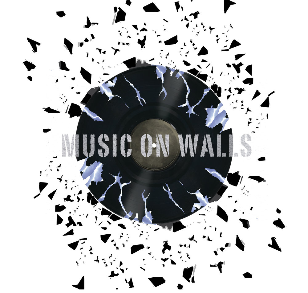 Music On Walls Logo