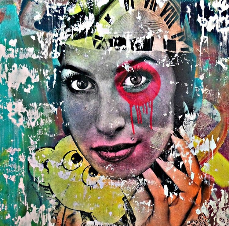 Artwork by  Dain