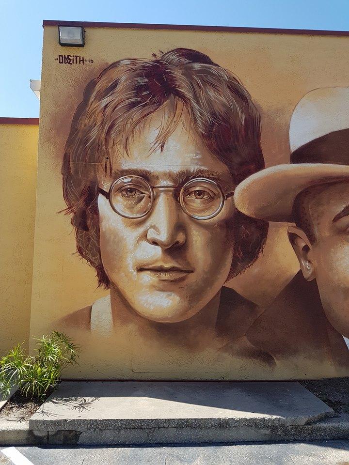 John Lennon by Odeith