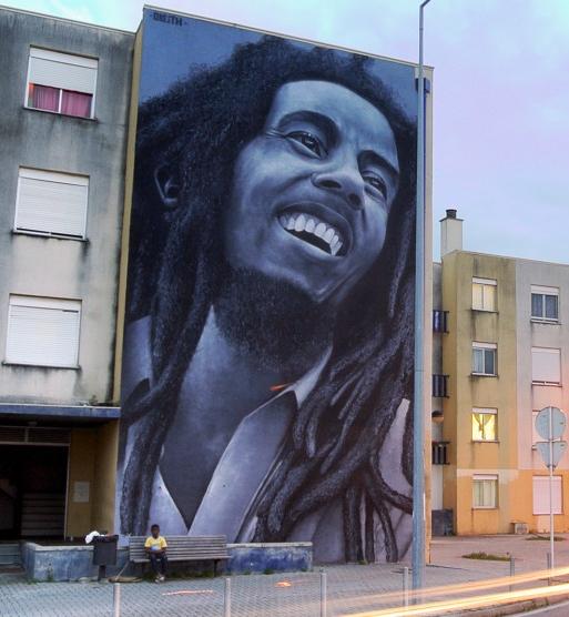 Bob Marley by Odeith