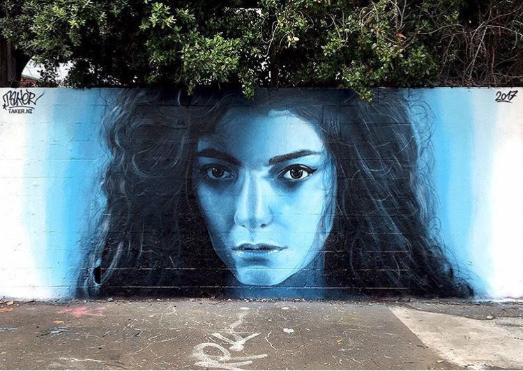 Taker One - Lorde