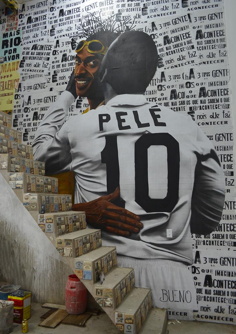 Pelé Sabotage