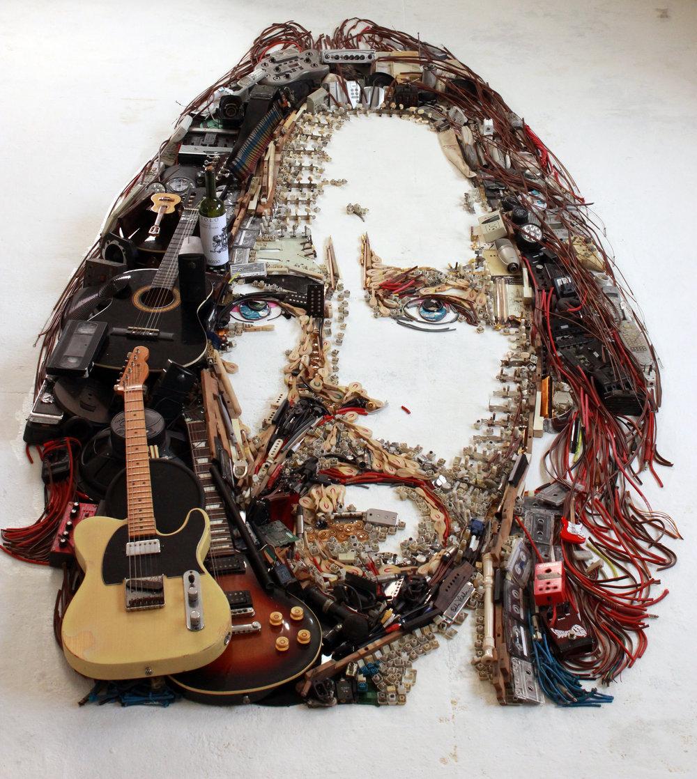 Eddie Vedder 3D