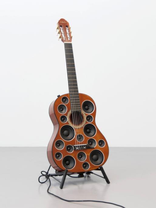 Los Carpinteros - Guitarra con Altavoces, 2014