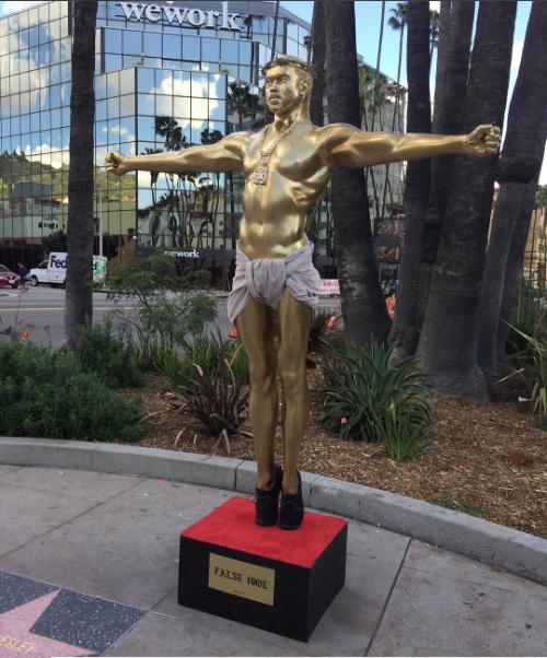 False Idol by Plastic Jesus