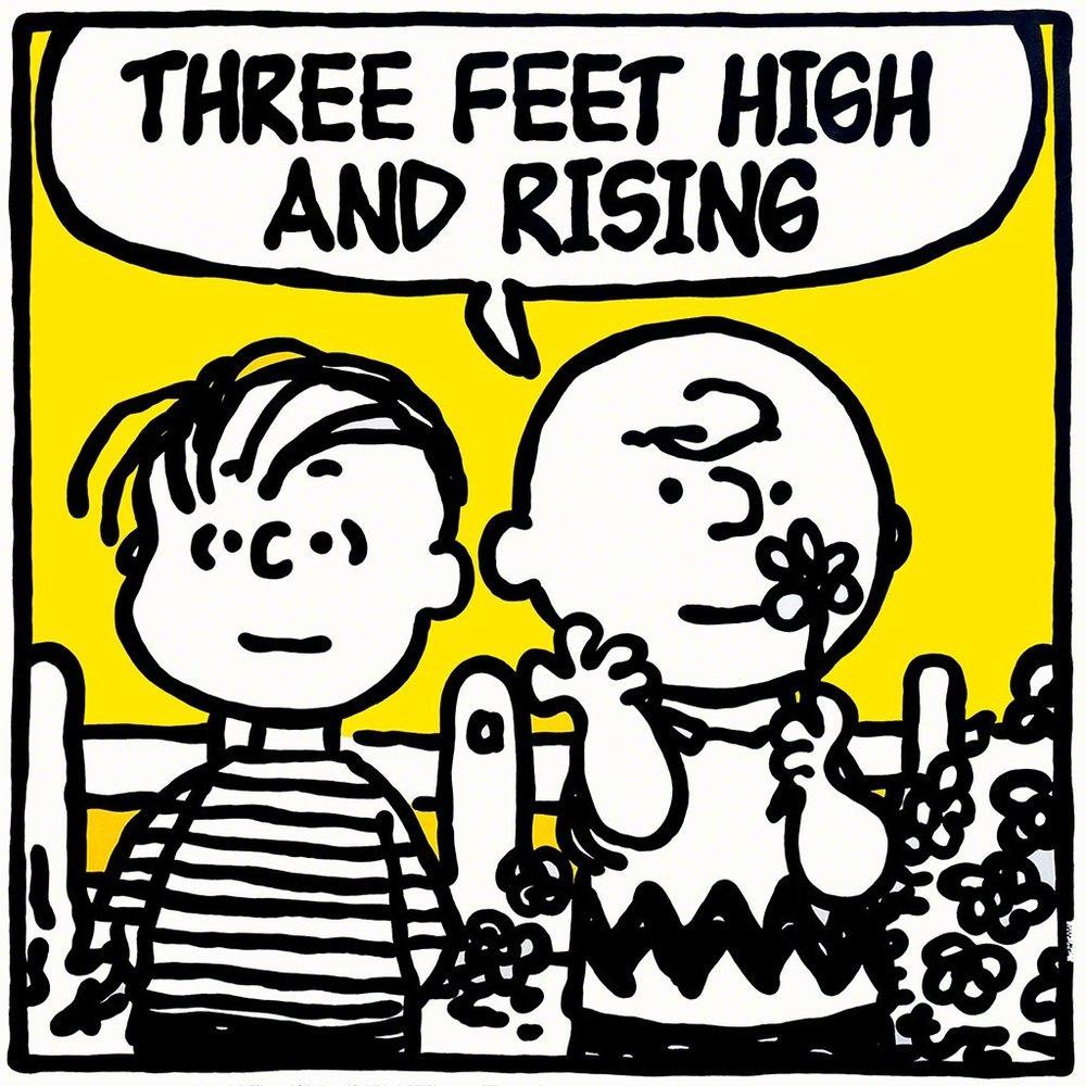 Mark Drew - Three Feet High, 2016
