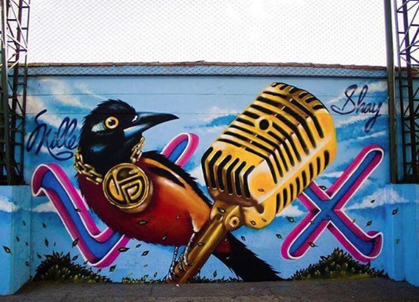 Artwork by Shay Graffiti