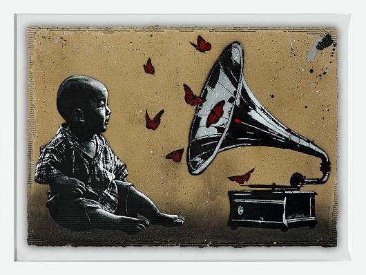 Jef Aérosol -Gramophone