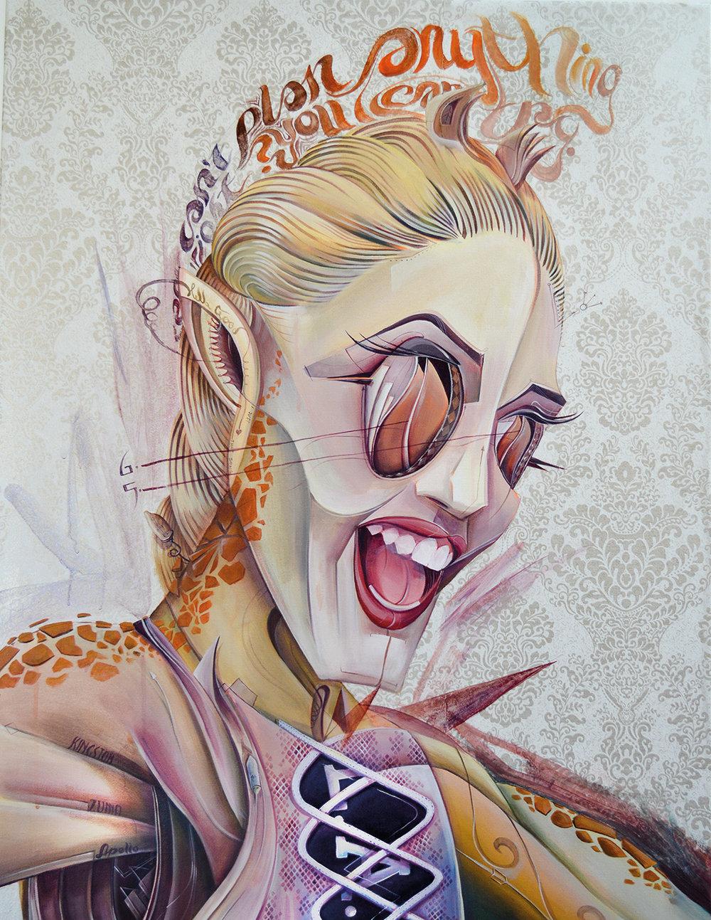 Gwen Stefani | Tom Lohner