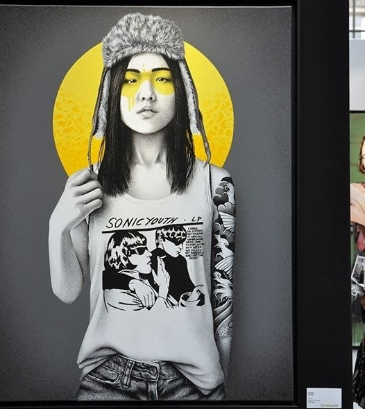 """Sonica"" by  Findac"