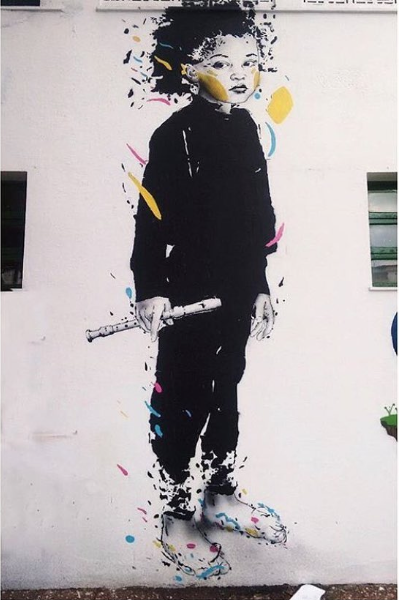 'Flautista' by  Pablo Malafaia