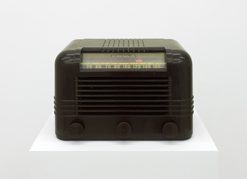 """Constance DeJong """"Bakelite RCA Victor"""", 2015"""