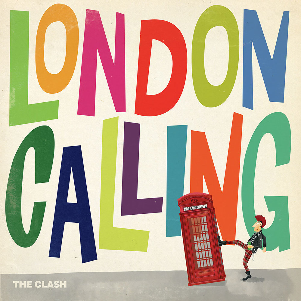 Max Dalton - The Clash London Calling