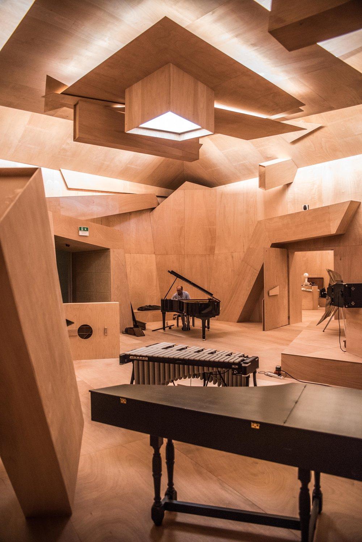Xavier Veilhan, Studio Venezia (2017) Installation view French Pavilion, Biennale di Venezia Photo © Giacomo Cosua © Veilhan / ADAGP, Paris, 2017
