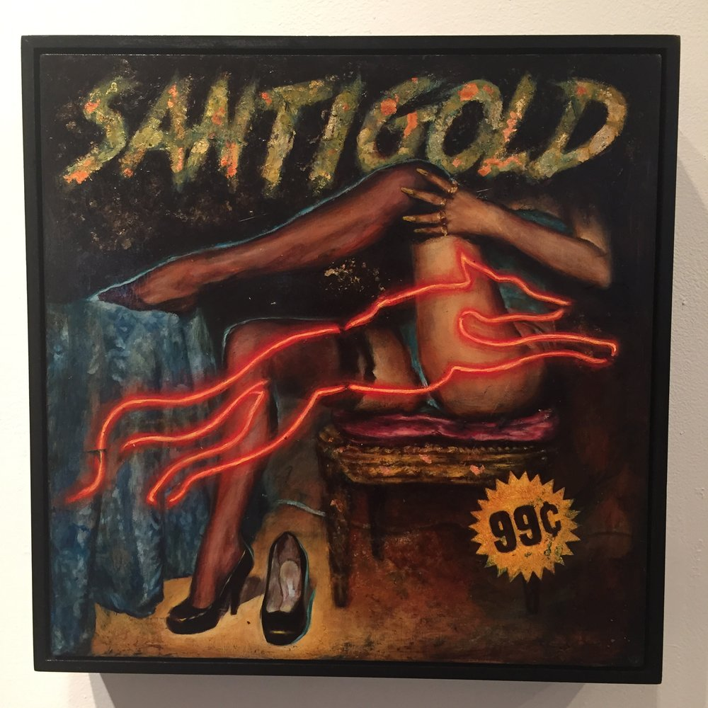Valerie Pobjoy  - Santigold
