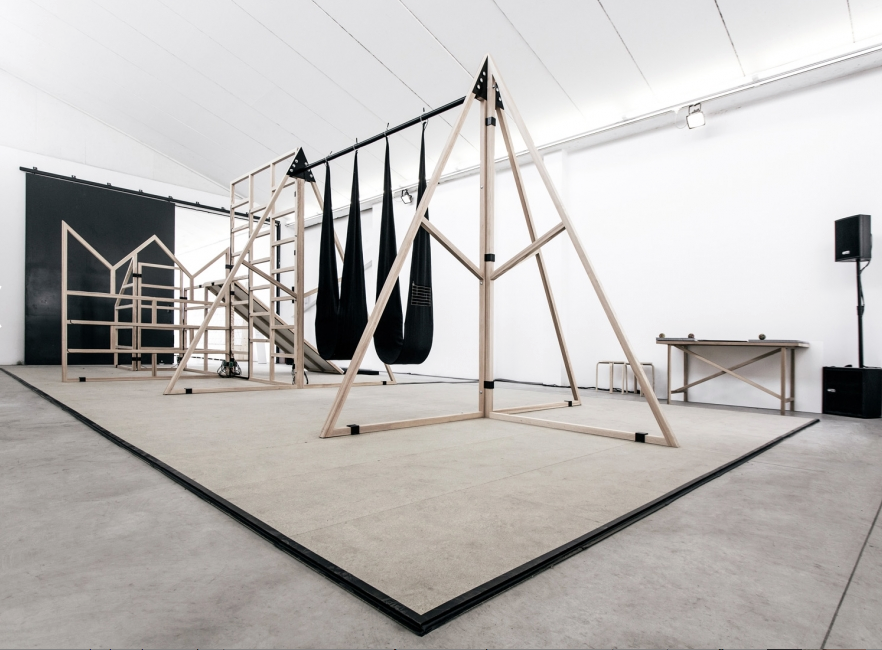 Studio PSK   Polyphonic Playground  Photo: Courtesy of artist