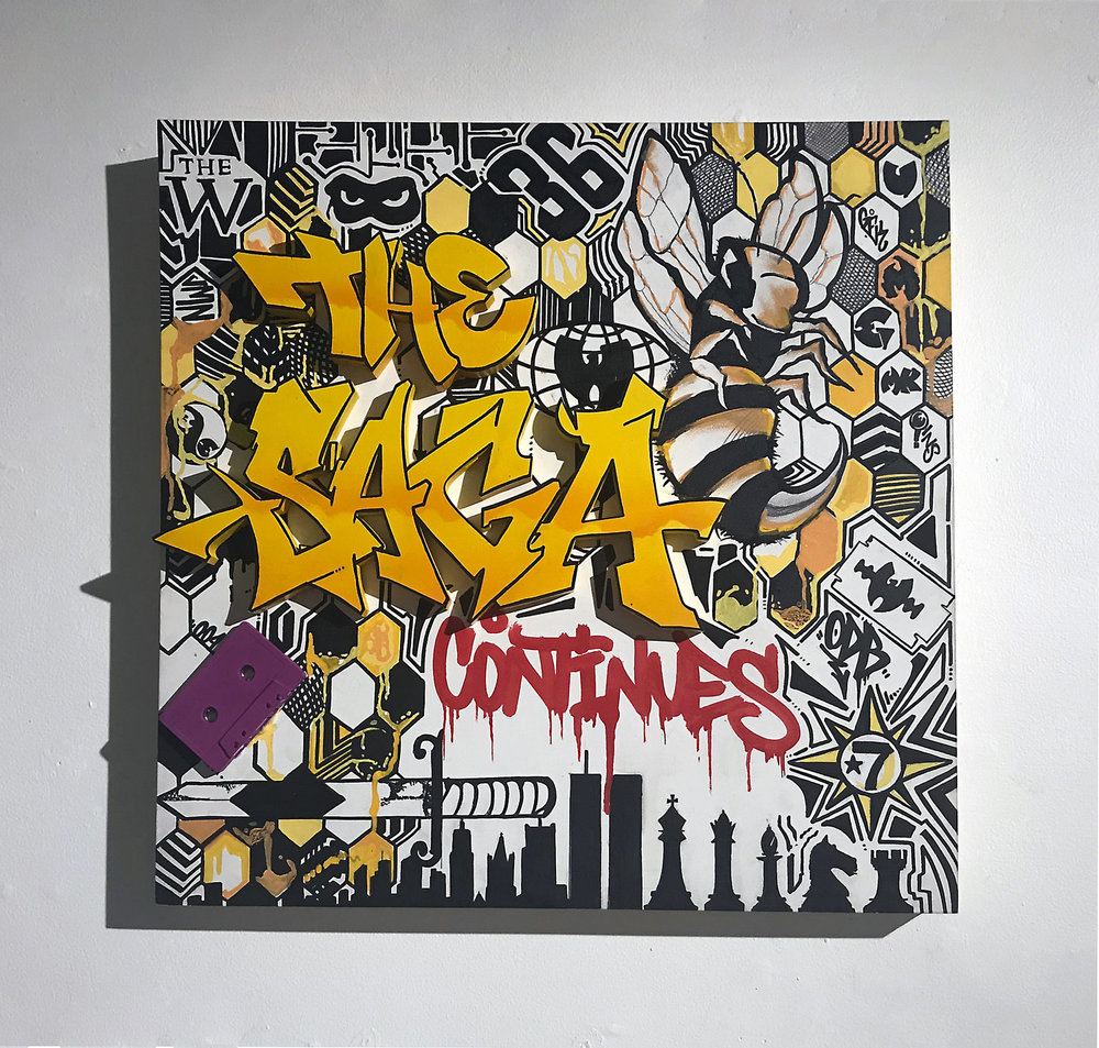 Artist: Verse  Song Title: The Saga Continues ( Outro )