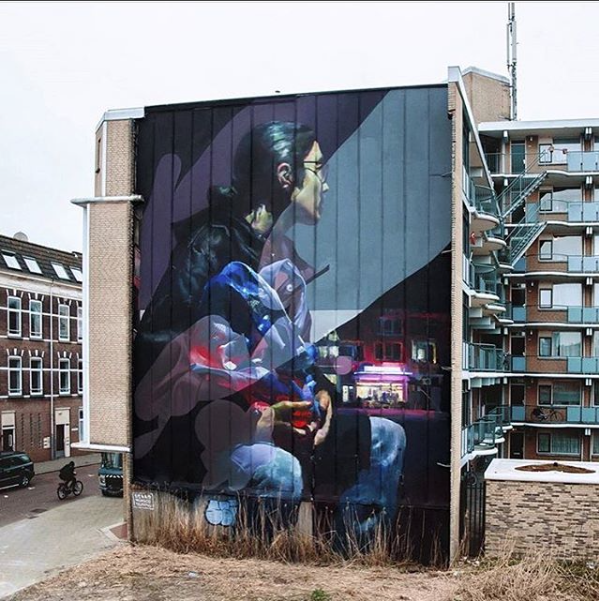 Artwork by by Telmo Miel & Sebas Velasco