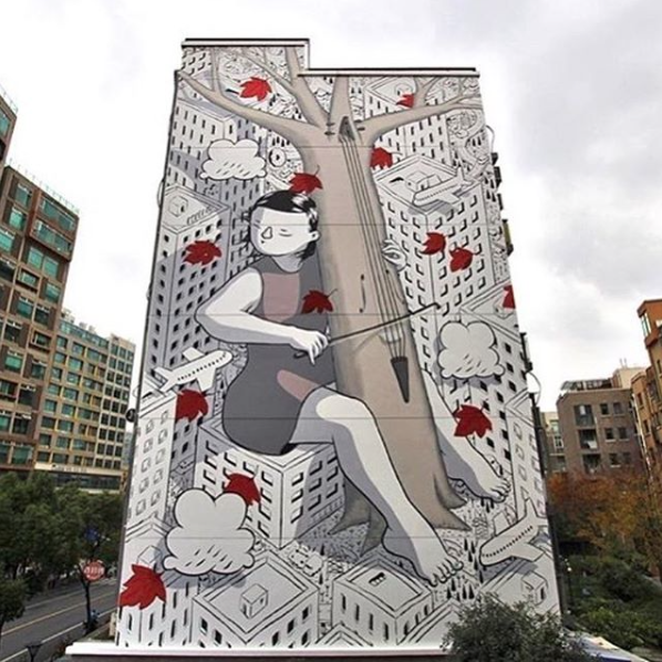 Artwork by Millo