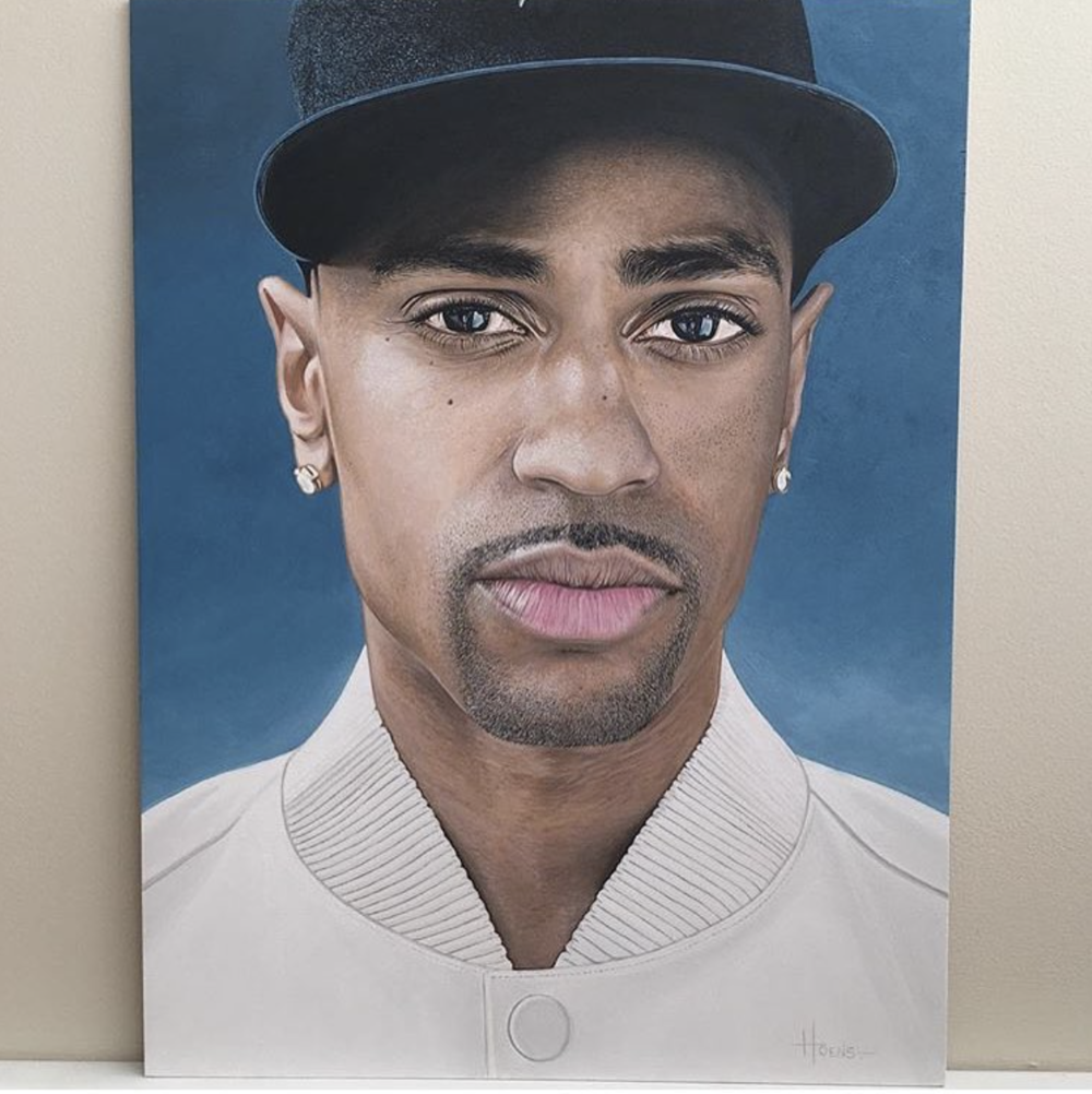 Big Sean(paint)
